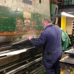 Vancouver metal fabrication shop