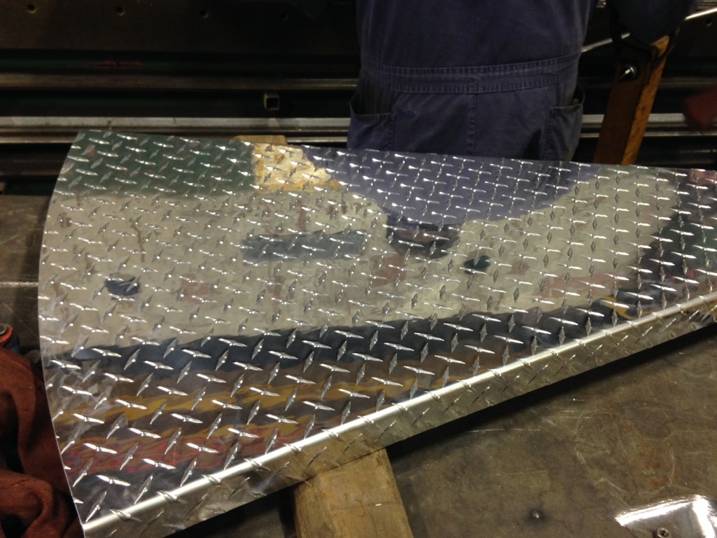 Metal fabrication services Vancouver